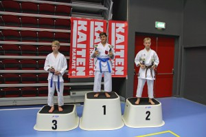 Ippon Karate Open 14 dec 2013
